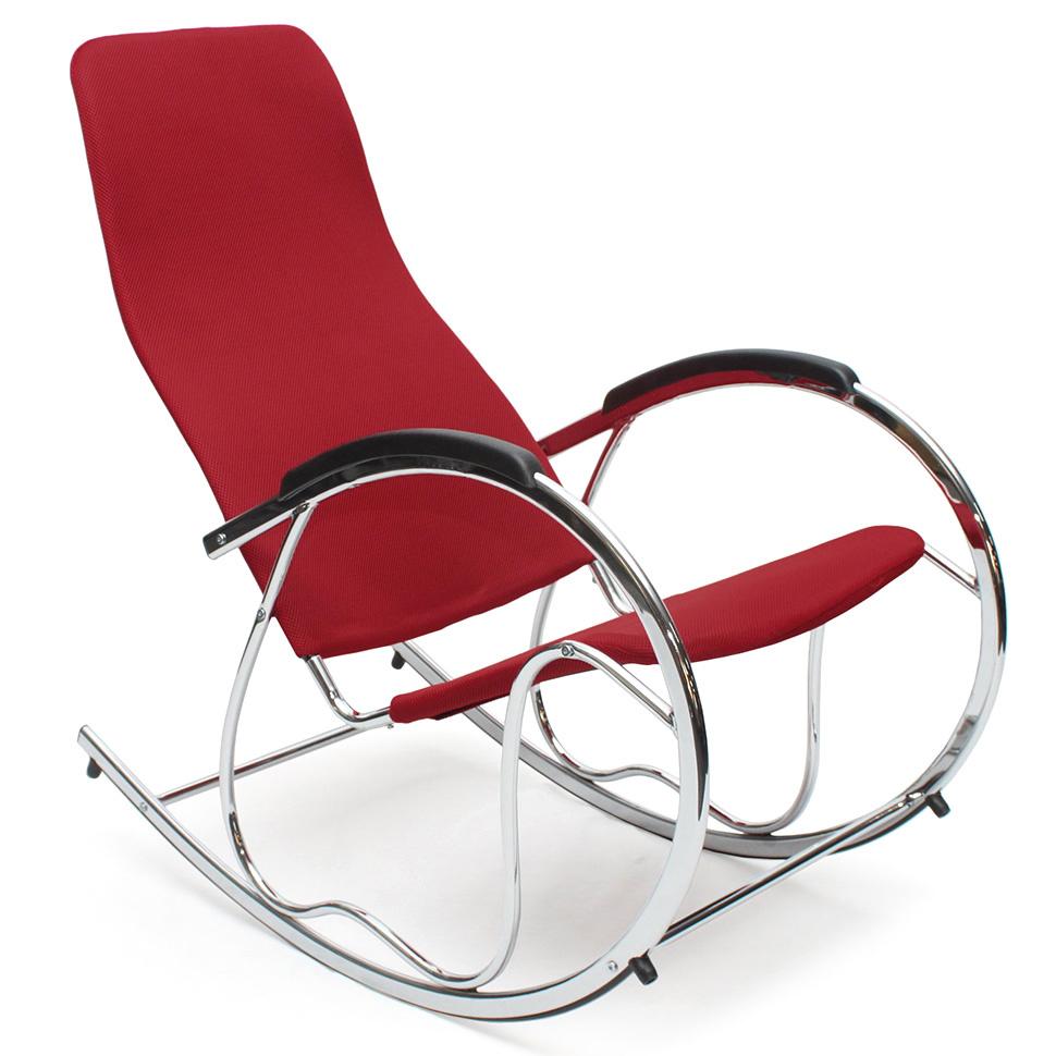 Кресло-качалка BEN 2 HALMAR (красный)