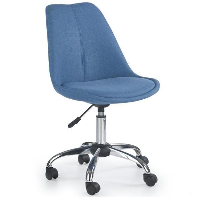 Кресло детское COCO 4 HALMAR (голубой)