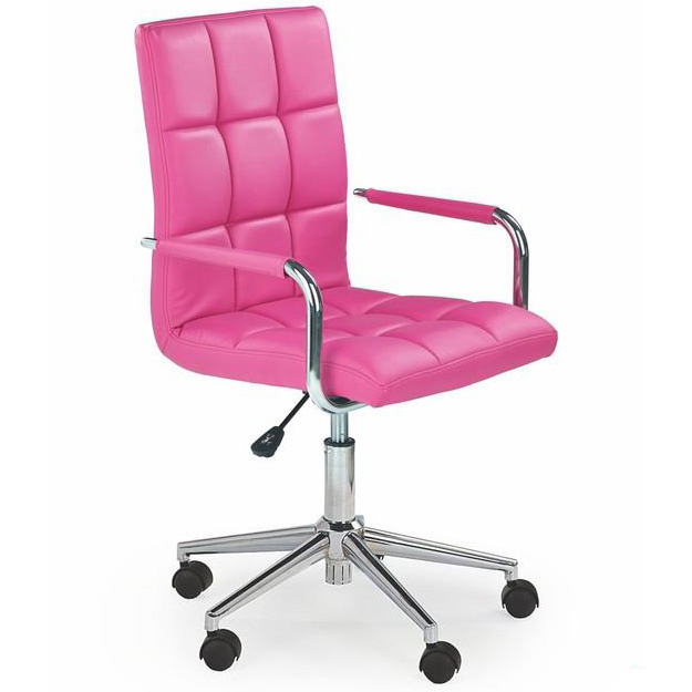 Кресло детское GONZO 2 HALMAR (розовый)